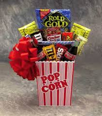 popcorn baskets popcorn favorite gift basket by gift baskets etc