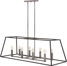 hinkley 3338dz fulton aged zinc kitchen island lighting hin 3338dz