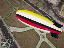 Eygpt Flag Egypt Flag Blimp 01 Gta5 Mods Com