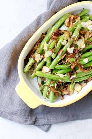 green beans with caramelized onions and almonds marisa nutrition