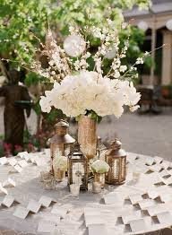 country chic wedding centerpiece ideas whimsical baby s breath