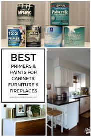 best paint to redo kitchen cabinets best primers paints for cabinets furniture fireplaces