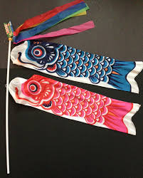 amazon com boy u0027s day koinobori carp windsocks streamers colorful