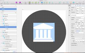 icon unable to perfect center font awesome in sketch 3 graphic
