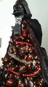 darth vader tree lights and working light saber