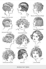 hair cut styles for women in 20 s trends in bobbed hair in the 1920 s kitsch n beautician au