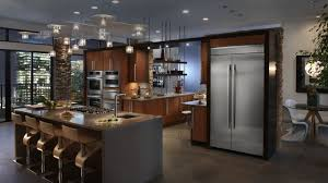 Euro Design Kitchen by Euro Style Stainless Metropolitan Kitchen Jenn Air