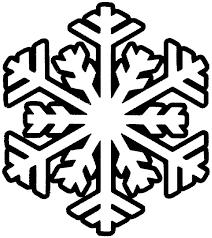 25 unique snowflake coloring pages ideas snowflake