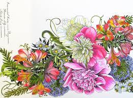37 best floribunda coloring book images on pinterest