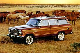 jeep wagoneer lifted why now u0027s the time to buy a 1984 1991 jeep grand wagoneer bloomberg