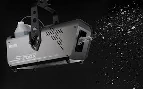 snow machine antari lighting and effects products