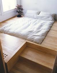 Bed Frame Alternative Sunken Beds A More And Modern Alternative For The Bedroom