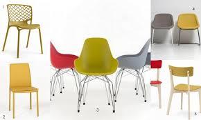 chaises jaunes réveillez votre déco avec le jaune 4 pieds tables chaises