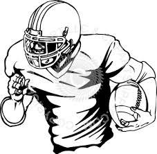football 20player 20running gaver pinterest clipart images