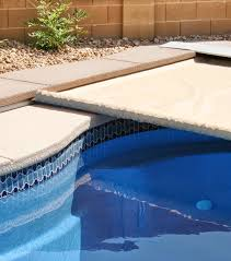 COVERSTAR Safety Swimming Pool Covers for Automatic and Solid