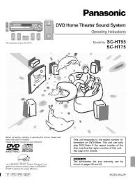 panasonic home theater manual download free pdf for panasonic sc ht95 home theater manual