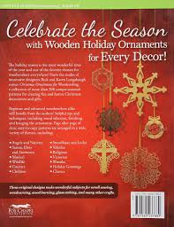 christmas ornaments for woodworking revised edition 300