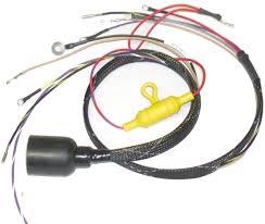 evinrude internal wiring harness iboats com