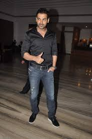 john abraham snapped at jai hind college u0027s annual alumni meet