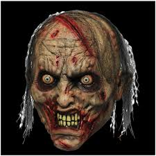 biter zombie halloween mask mad about horror