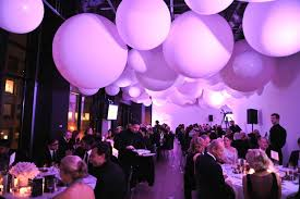oversize balloons balloons on the ceiling balloons suspended from the ceiling