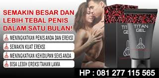 alamat toko titan gel asli di cirebon 081277115565