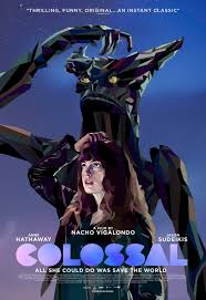 click to view extra large poster image for colossal movie