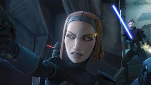 star wars rebels bring katee sackhoff clone