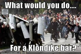 Klondike Bar Meme - so tell me
