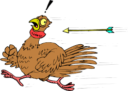 animated thanksgiving clipart picture of cartoon turkey free download clip art free clip art