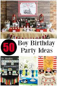 birthday ideas boy 10 most popular boy 1st birthday party themes catchmyparty