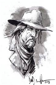 the guns of shadow valley complete graphic novel by dave wachter