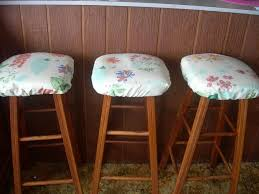bar stool bar stool cushion covers rectangular bar stool