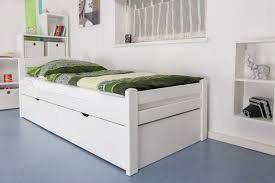 Single Bed Frame Single Bed Easy Sleep K1 2h Incl Trundle Bed Frame And Cover