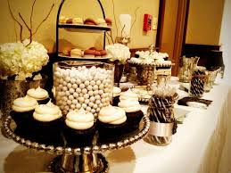 New Year S Eve Buffet Table Decorations by Great Gatsby Themed Party Our 1920s Great Gatsby Themed New