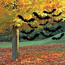 Fall Tree Decorations Decorating Appealing Halloween Decoration Ideas Kropyok Home