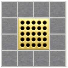Chloraloy Shower Pan by Ebbe Shower Grates Contractors Direct