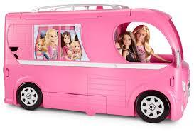 barbie convertible barbie pop up camper walmart canada