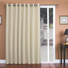 Patio Door Thermal Blackout Curtain Panel Patio Door Thermal Blackout Curtain Panel Handballtunisie Org