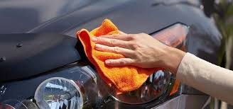 home remedies for cleaning car interior this hair care product will keep water spots your car for