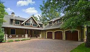 craftman style house a new craftsman style house on gull lake in minnesota hooked on houses