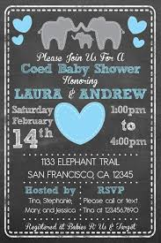 baby shower coed co ed baby shower invitations mes specialist