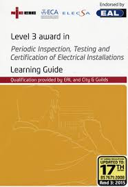 city u0026 guilds 2391 52 level 3 award in inspection u0026 testing full