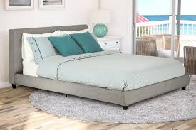 varick gallery ammerman upholstered platform bed u0026 reviews wayfair