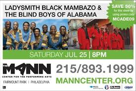 Way Down In The Hole Blind Alabama Spn Philly Ladysmith Black Mambazo The Blind Boys Of Alabama