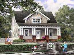 small cottage craftsman house plans