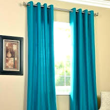 Curtains With Turquoise Turquoise Curtains For Bedroom Turquoise And White Curtains