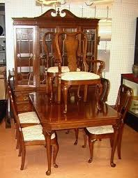 queen anne dining room set antique queen anne dining room set premiojer co