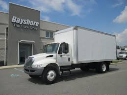 mitsubishi fuso box truck box van trucks for sale
