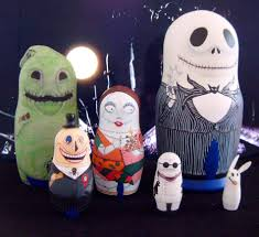 extraordinary nightmare before gifts picture